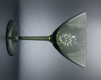 Gray champagne glass Bacchus by Brodegaard. Ony one available!