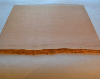 Oversize maple cutting/serving board