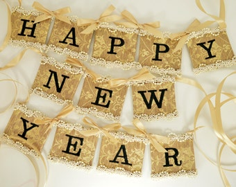 Happy New Year  ~~~  Banner