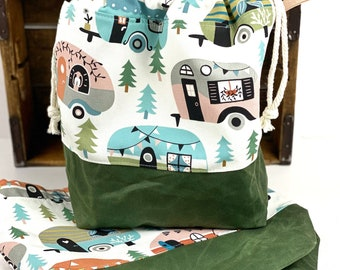 Canvas Project Bags