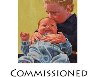 Commission Portraits