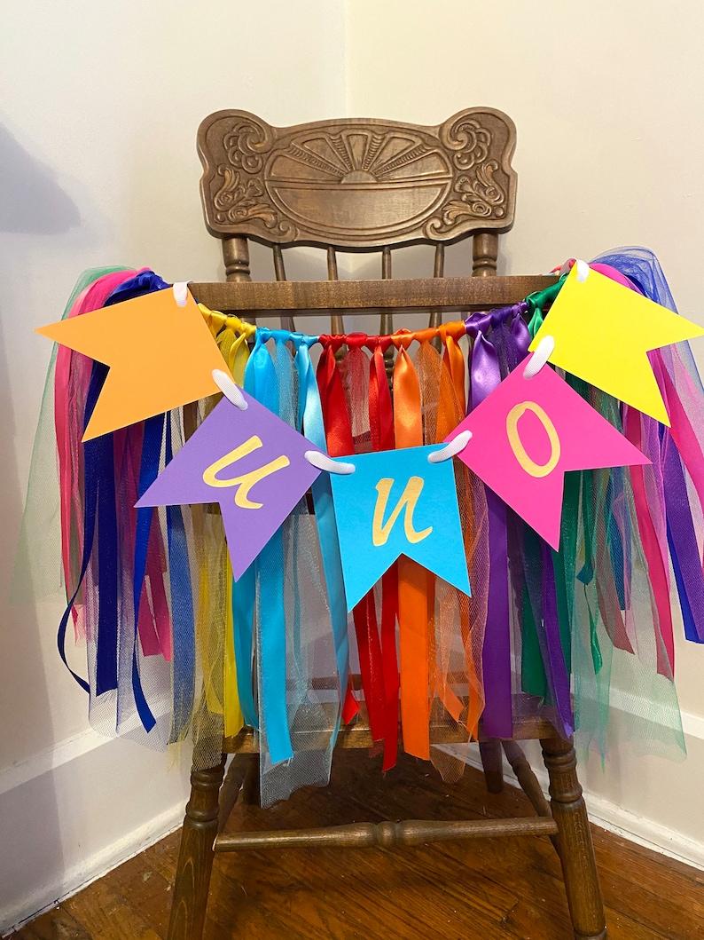 Spanish Fiesta 1st Birthday Backdrop Fiesta First Birthday Decorations High Chair Tutu Sweet One Cake Smash ONE High Chair Skirt