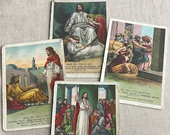 Teaching Todays Teachers to Teach Sunday School Lesson Cards fro