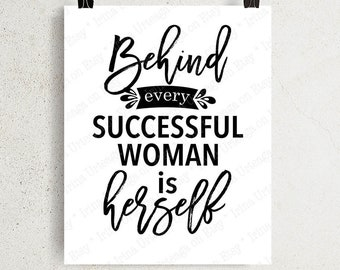 Woman Quotes Etsy