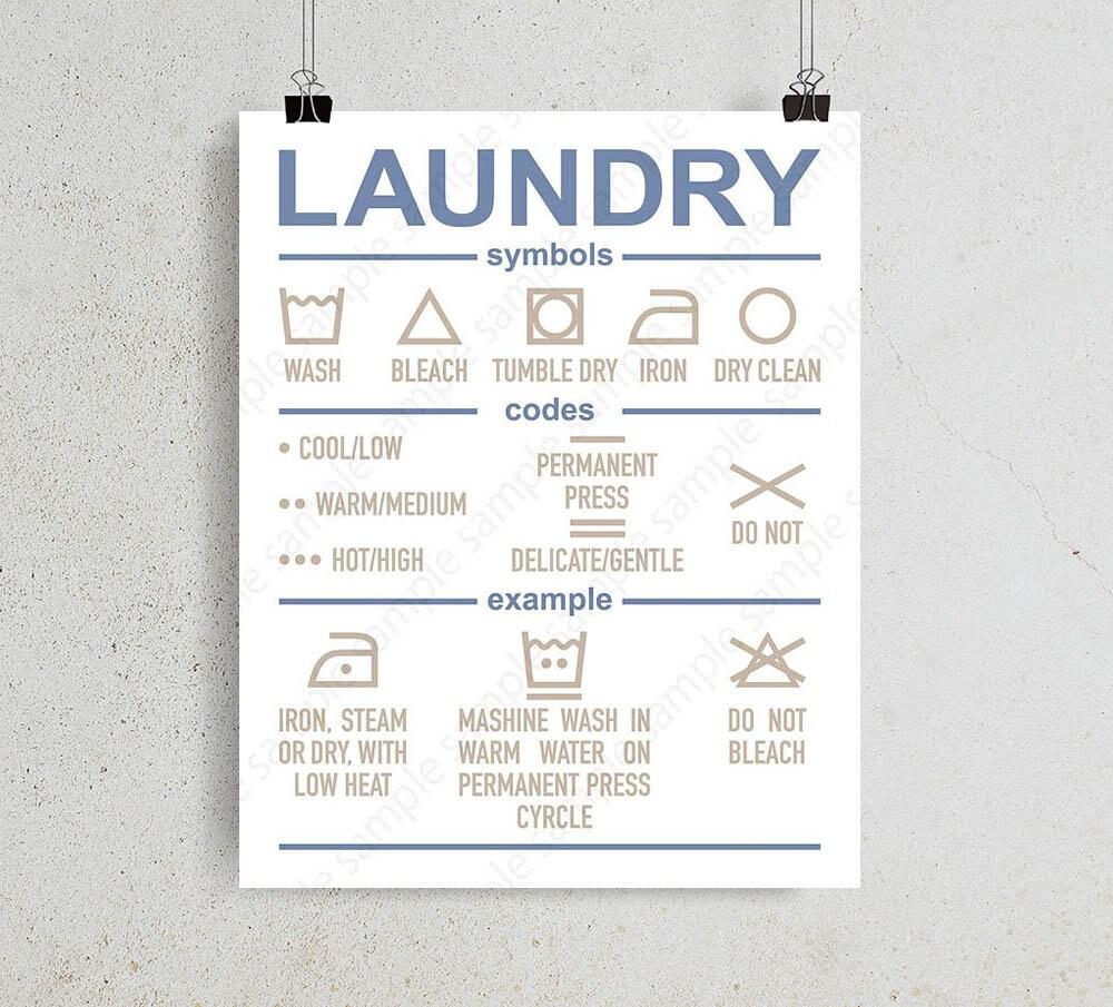waschen w sche guide druck druckbare waschsymbole waschen. Black Bedroom Furniture Sets. Home Design Ideas