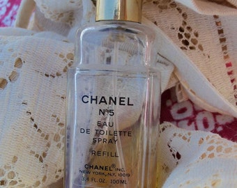Chanel No. 5 Estate Vanity Find by Antiquesandvaria NEW Free Shipping