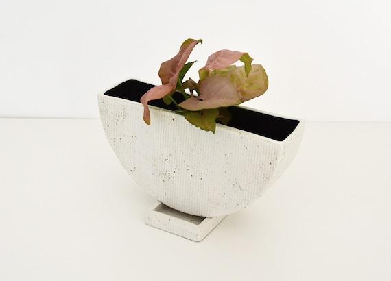 "Semi Circle Balance Planter |  20cm (7.5"")"