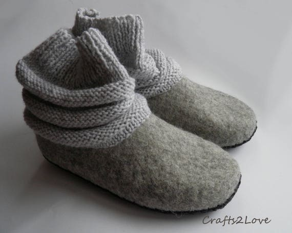Boot Slippers Women