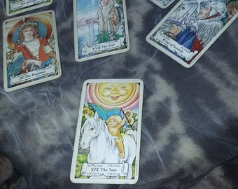 TAROT:  Full Story TAROT SESSION by Phone (*by Appointment)