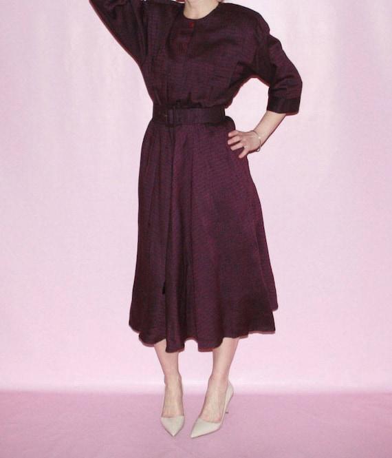 Day Dress, purple