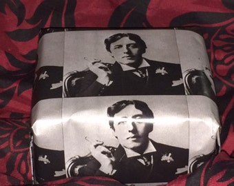 Oscar Wilde Wrapping Paper
