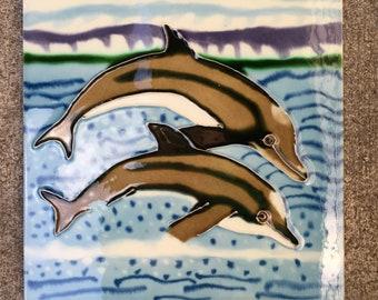 Marathon Grassy Key Florida Dolphin Research Center Souvenir Chrome Plated Shovel Coffee Caddy Preserve Desert Tea Spoon Preserved Condition