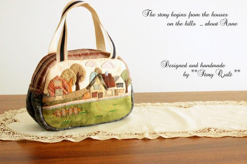 Diy japanese applique patchwork quilt applique bag sewing etsy
