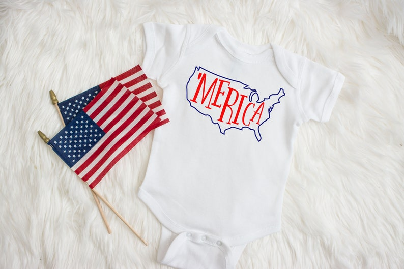 July 4th Children Shirt  Fourth of July Shirts for Boys  4th image 0