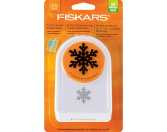 Fiskars X-Large Snowflake Punch