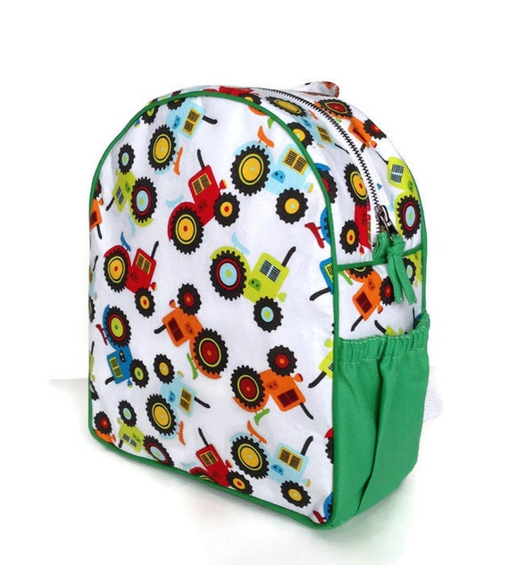 Cute Cloth Handbags Diaper Bags Lunch Tote Ladybugs /& Tractors  Multi Color  NEW