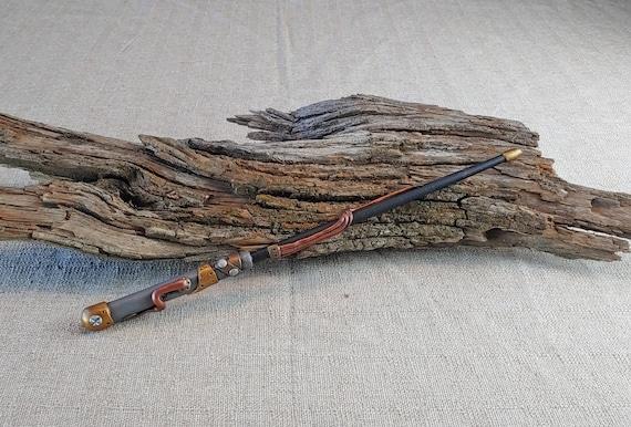 Vine Wizard Wand  Optional Wand Box  Wood Magic Wand  Handcrafted Wand