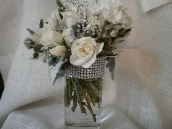 Centerpiece Vases Set Of 10 Bridesmaid Bouquet Vase Wedding Etsy