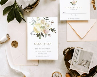 The Eva Suite |  Wedding Invitation Package