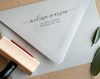 Bartonhouse Return Address Stamp