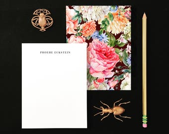 Cottage Garden, Personalized Stationery