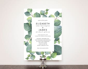 Park Lane Wedding Invitation Suite