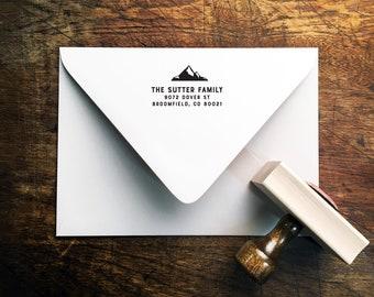 Peak Return Address Stamp