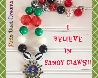 Sandy Claws Etsy