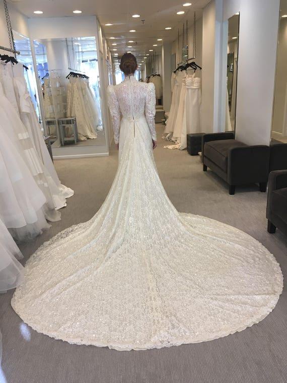 Victorian Wedding Gown Victorian Wedding Dress Se… - image 3