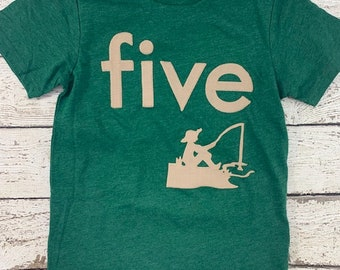 11f426fc8 Boys birthday shirt, nature party, nature boy, camping party shirt, Fishing  shirt, outdoor adventure, Birthday Shirt, kids fishing tee