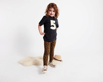 gold birthday shirt, gold dots, gold party decor, fifth birthday shirt, 5 shirt,  girl's clothing, birthday outfit, kid's clothes, polka dot