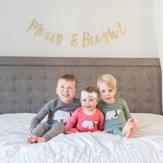 Family Christmas Pajamas With Baby.Polar Bear Pajamas For Family Family Christmas Pajamas