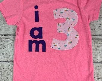 rainbow unicorn shirt, unicorn party, unicorn outfit, unicorn birthday, unicorn shirt, unicorn tee, pink unicorn, girls shirt, pink shirt