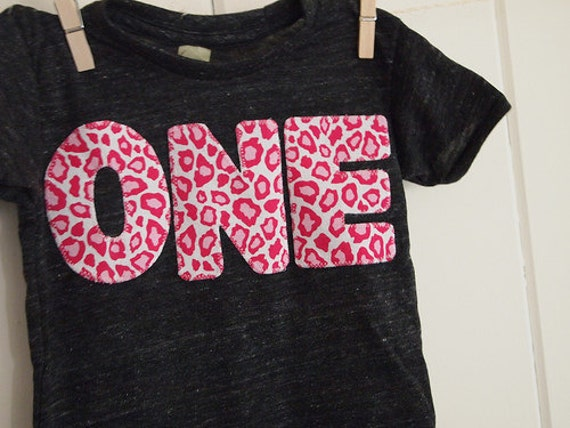 Purple Black Cheetah Leopard 4th Fourth Birthday Girl Outfit Set Shirt Tutu