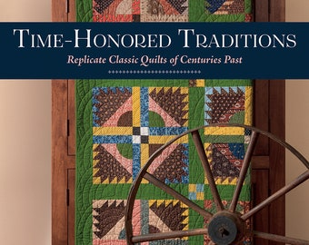 NEW! Time Honored Traditions Book