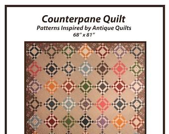 Counterpane Quilt Pattern