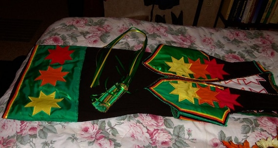 Hand Made Pow Wow Regalia
