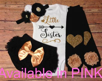 newborn girl clothes, baby girl coming home outfit, take home outfit, baby girl, sparkling new, newborn girl outfit, baby girl clothes, name