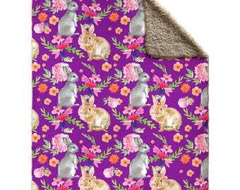 Fluffy Layers Fleece Sherpa Blankets