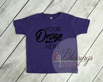 Download Free Blank Purple Kids T Shirt Mockup Purple Shirt Mockup Toddler Mockup Childrens Shirt Flat Lay Rustic Wood Boys Shirt Mockup Toddler Shirt PSD Template