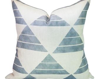 Uroko pillow cover in Snow