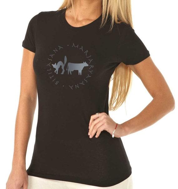 Yoga T Shirt For Women Inspirational Shirt Yoga T Shirts Etsy