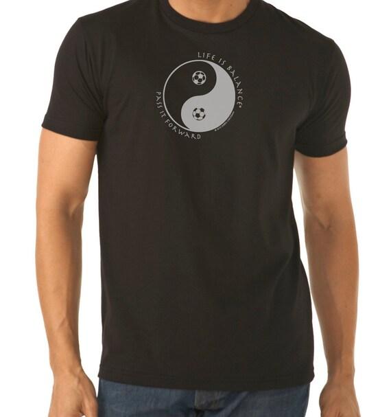 e20c4595655 Men s soccer t-shirt Men s tee Men s Unisex