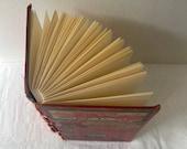 Ben Hur Hand Bound Book Sketchbook Journal Notebook coptic binding