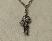 Knight in shining armour, Sterling silver charm