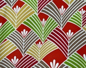 Vintage Kimono Abstract design