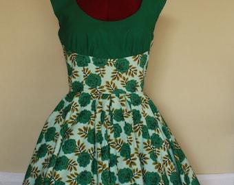 Rocky Road Swing Dress - Custom Made