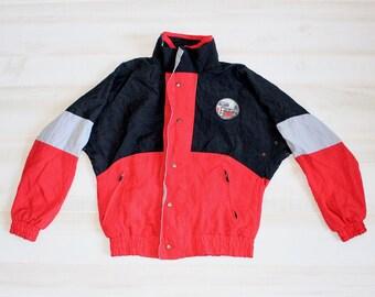 80s Adidas Jacket Etsy