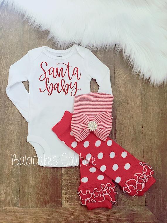 Christmas RedNewborn Baby Toddler Girl Big Messy Bow Headband Gift Holiday