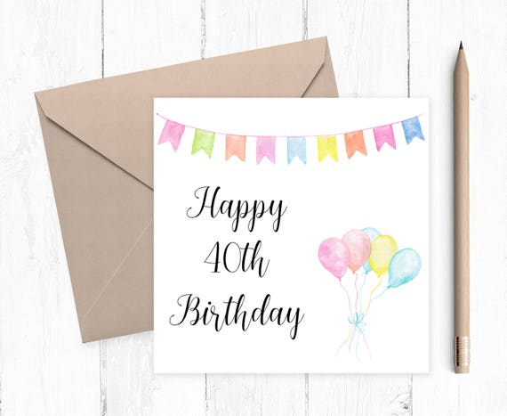 Age Birthday Card For 21 90 Year Old